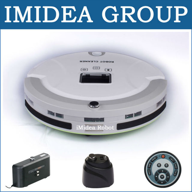 5 In 1 Multifunctional Vacuum Cleaning Robot (Vacuum,Sweep,Mop,Sterilize),Auto Charge,Schedule,2 Virtual Wall,Avoid Bumping,50dB