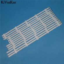 HD lamba LED arka ışık şeridi için 50LN5406 50LN540B 50LN540R 50LN540S 50LN540U 50LN540V  ZA  ZB bar... televizyon LED bantlar