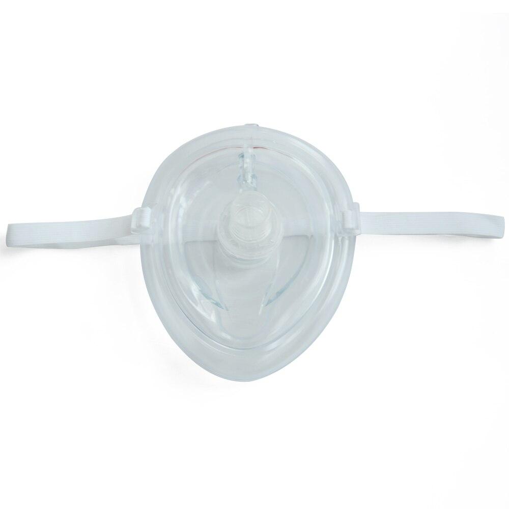 1 styck HLR-resuscitator Räddningsmaskiner Mouth To Mouth Med - Sjukvård - Foto 2