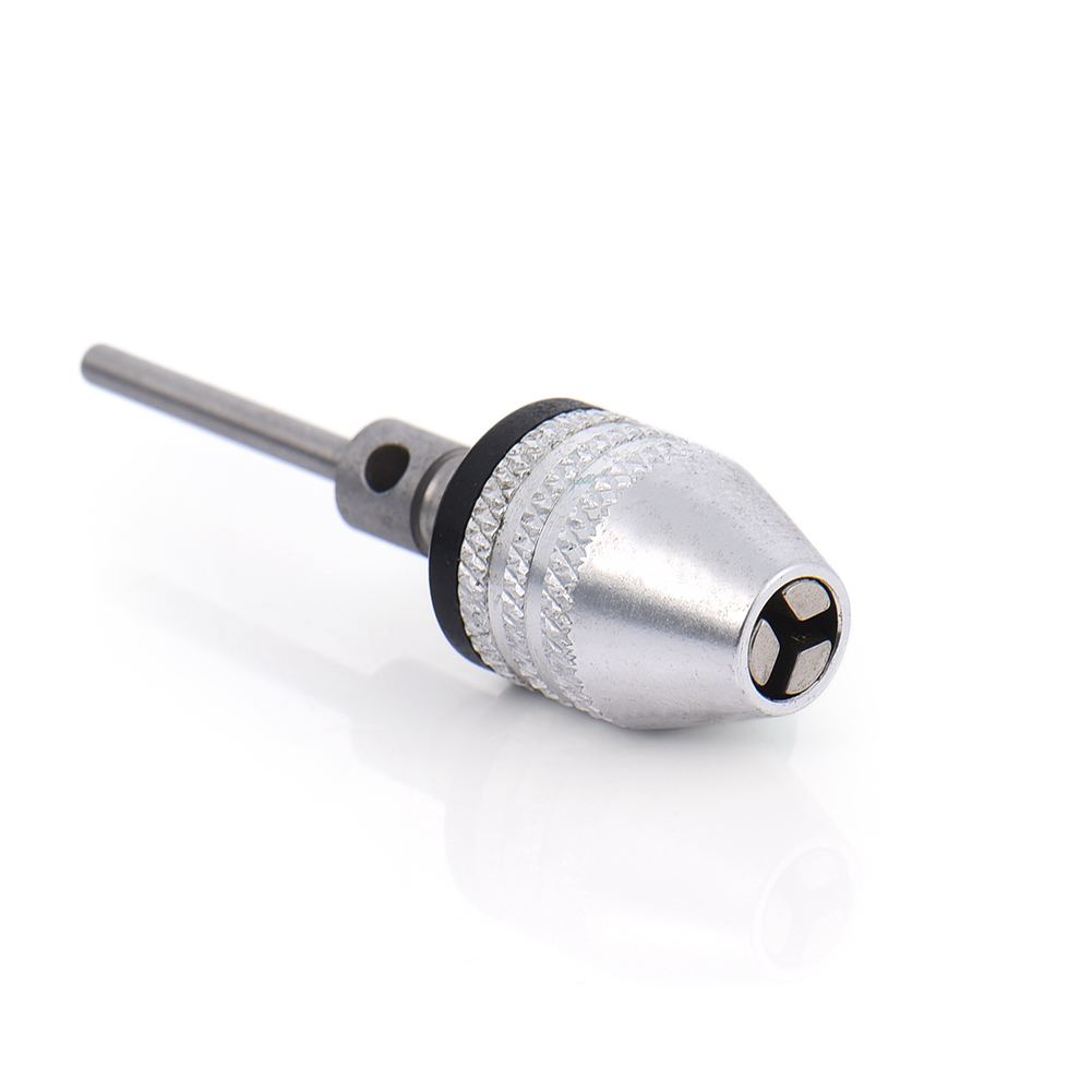 Universal 0.3~4mm Chuck Quick Change Adapter Drill Bit Converter Engraving Machine Conversion 2.35mm Connecting Shaft 2017 New