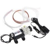 Transfer Pump W Cigarette Lighter 12V 45W Car Electric Oil Diesel Fuel Extractor Dls HOmeful