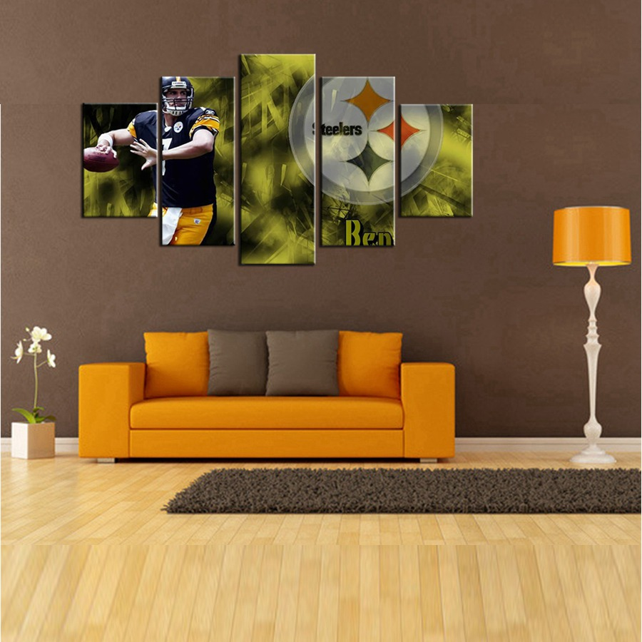 Steelers Wall Art popular steelers wall-buy cheap steelers wall lots from china
