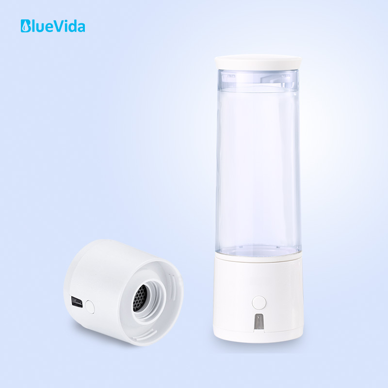 SPE+PEM Membrane H2 Rich Hydrogen Water Generator Bottle remove Chlorine,O3,H2O2 suitable for pure/distilled/mineral waterSPE+PEM Membrane H2 Rich Hydrogen Water Generator Bottle remove Chlorine,O3,H2O2 suitable for pure/distilled/mineral water