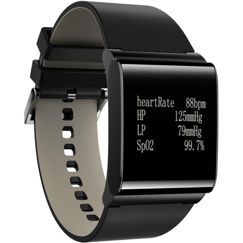Smartch X9 PLUS de Fréquence Cardiaque Bracelet Moniteur de Tension Artérielle D'oxygène Bande À Puce pour ios android Sommeil Tracker Montre Étanche