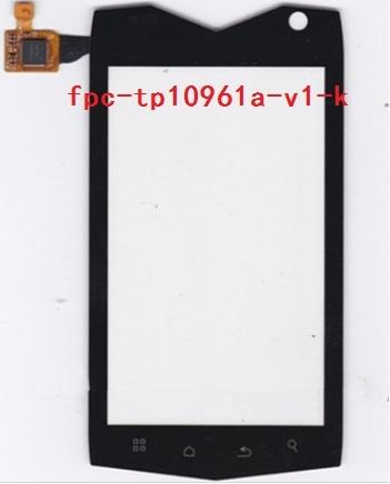 New original fpc-tp10961a-v1-k capacitive touch screen frete grátis