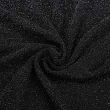 Sexy Women Chiffon Dress Summer Deep V Neck Sequined Black Party Dress High Waist Summer Beach Mini Bodycon Dresses Vestidos
