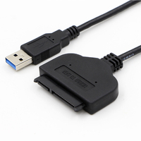 SATA3 0 To USB3 0 Adapter Cable Converter 22 Pin For 2 5 Inch SSD
