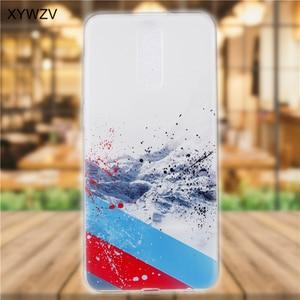 Image 5 - SFor Huawei Nova 2i Trường Hợp Bìa Mềm Silicone Điện Thoại Mô Hình Trường Hợp Đối Với Huawei Nova 2i Cover Quay Lại Cho Maimang 6 trường hợp Coque Fundas <