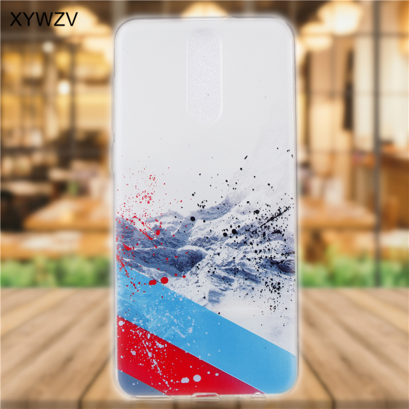 Image 5 - sFor Huawei Nova 2i Case Cover Soft Silicone Pattern Phone Case For Huawei Nova 2i Back Cover For Maimang 6 Case Coque Fundas <-in Fitted Cases from Cellphones & Telecommunications
