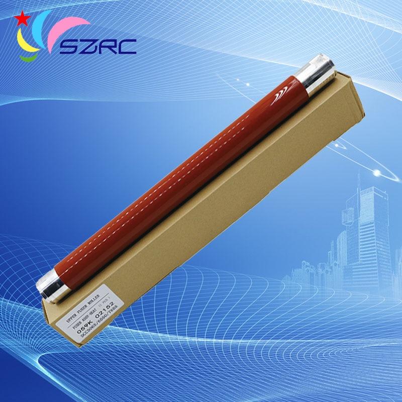 High quality Original new upper fuser roller for Xerox DC240 DC5065 DC6550 DCC7655 DC 240 DCC 5065 6550 7655 for xerox dcc 2255 2250 3360 dc c2255 c2250 c3360 printer upper fuser roller for xerox dcc2255 dcc2250 dcc3360 fuser assemblies