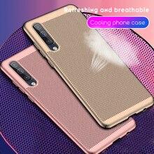 Жесткий пластиковый чехол для телефона samsung Galaxy A10 A20 A30 A40 A50 A70 M10 M20 M30 защитный чехол