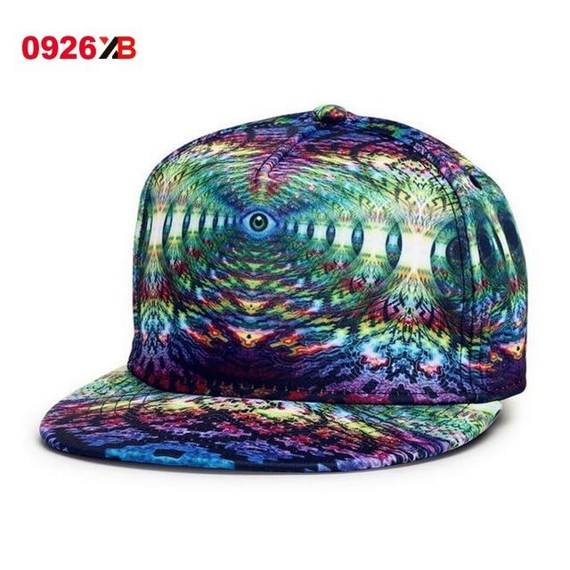 0594a7fd07a 0926XB Fashion 3D Print Dragon Bone Mens Snapback Hats Hip Hop Strapback  Gorra Snap Back Hat