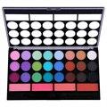 Maquiagem sombra de blush 28 cores da paleta da sombra beleza