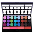 Nuevo 2015 de maquillaje de calidad conjunto de sombra de ojos blush 28 colores belleza sombra de ojos eyeshadow palette envío gratis lápiz de ojos