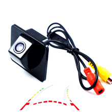 Dynamic trajectory trunks Car Rear parking camera View Reverse backup sensor for Kia 2012 2013 K5 /kia Optima