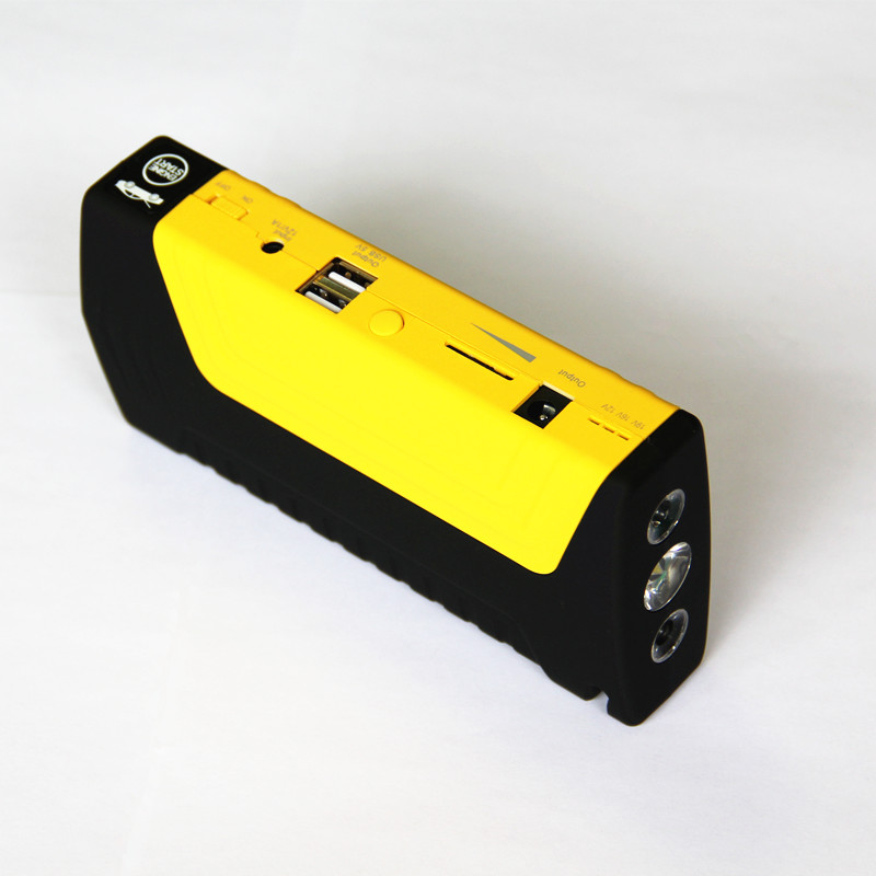 2017 New Car <font><b>jump</b></font> <font><b>starter</b></font> 12V Emergency power bank charger for car <font><b>battery</b></font> car start device booster buster Emergency power