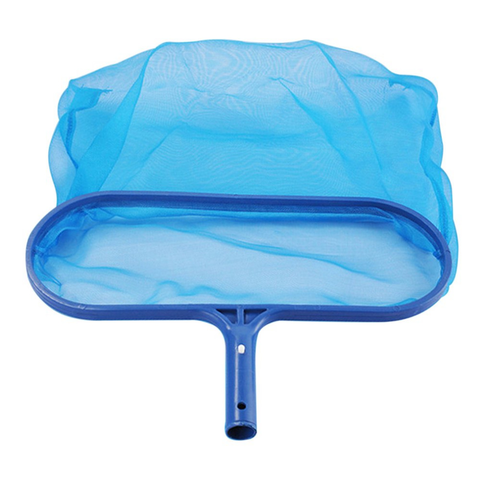 1PCS Portable Swimming Pool Cleaning Net Swimming Pool Skimmer Pond Leaf Net Professional Tool For Swimming Pool
