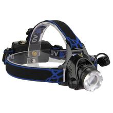 PANYUE 2018 High Power XM-L T6 LED Head Torch Most Powerful Rechargeable Headlamp by 18650 Battery for camping and fishing