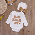 Newborn Baby Rompers Summer Baby Girls Clothes Cute Cartoon Animal Newborn Jumpsuits Ropa Bebes Baby Boy Clothing Set Romper+Hat