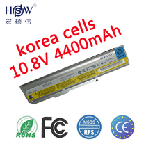 цена на HSW Laptop Battery For Lenovo 3000 Series C200 8922 0689 N100 0768 N200 batteries 0769 battery for laptop 40Y8315 battery