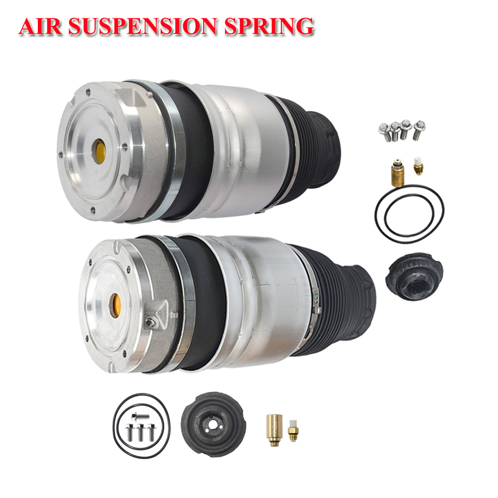 Left Right Air Suspension Spring For For Audi Q7 Porsche Cayenne VW Touareg 95535840431/95535840320/ 7L6616403B/7L6616404B