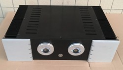 aluminum VU amplifier chassis /home audio amplifier case (size 430*274*120MM)