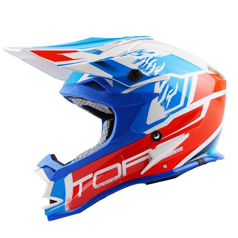 TORQUE T321 off road motocross casque course de descente casques pour KTM moto motocross lunettes comme cadeau homme moto casque