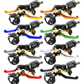 """Motorcross 7/8"""" Pivot Master Cylinder Hydraulic Brake And Cable Clutch Levers Dirt Pit Bike All Models Universal CNC Brake Cutch"""