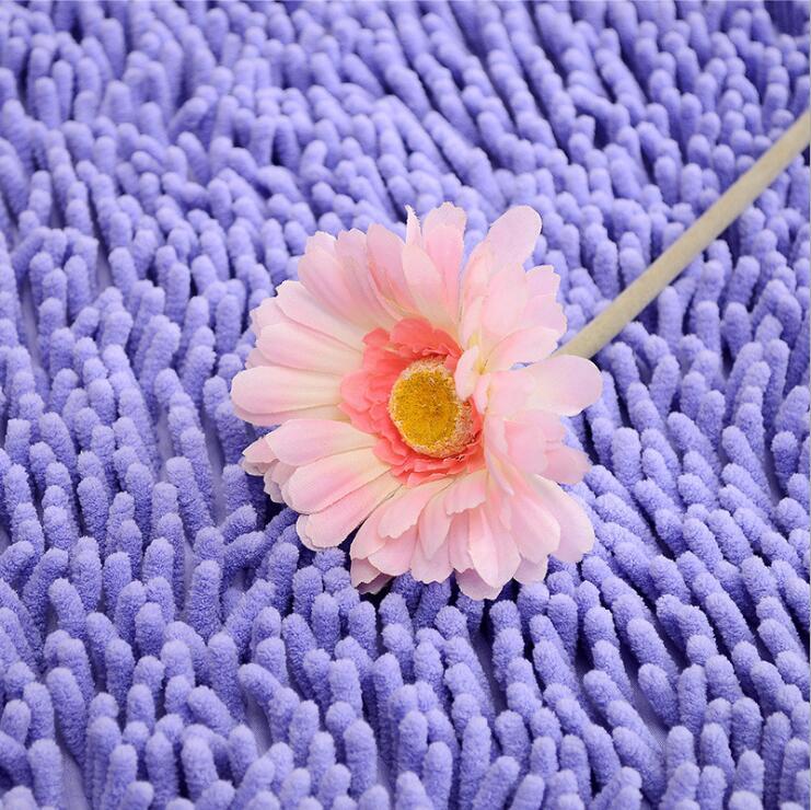 12 Colors 1 Pcs Bathroom Mat, 3 Sizes Anti Slip Mats Rug For Bathroom, Cheap Super Comfortable Door Soft Bedroom Floor Mat