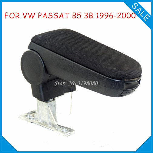Free Shipping FOR VW PASSAT B5 3B 1996-2000 Car ARMREST,Car Interior Accessories Auto Parts Center Armrest Console Box Arm Rest 1pc car center console armrest box sticker decal wrap guard protector cover for tesla model s model x auto interior accessories
