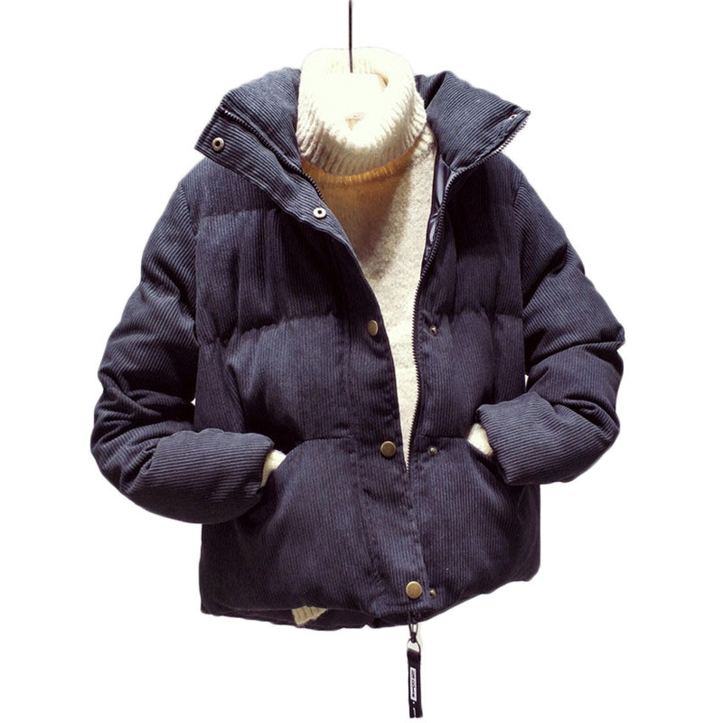 WSYORE Plus Size   Parka   Winter Jacket Women Thick Outwear Cotton Coat 2018 New Autumn Loose Student Jackets and Coats NS563