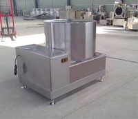 Máquina de desgranado automática de control digital de acero inoxidable RY-DKPT-600/máquina de deshidratación de patatas fritas