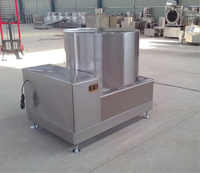 RY-DKPT-600 Stainless steel digital control  Automatic deoiling machine/ vegetable dewatering  french fries dewater machine