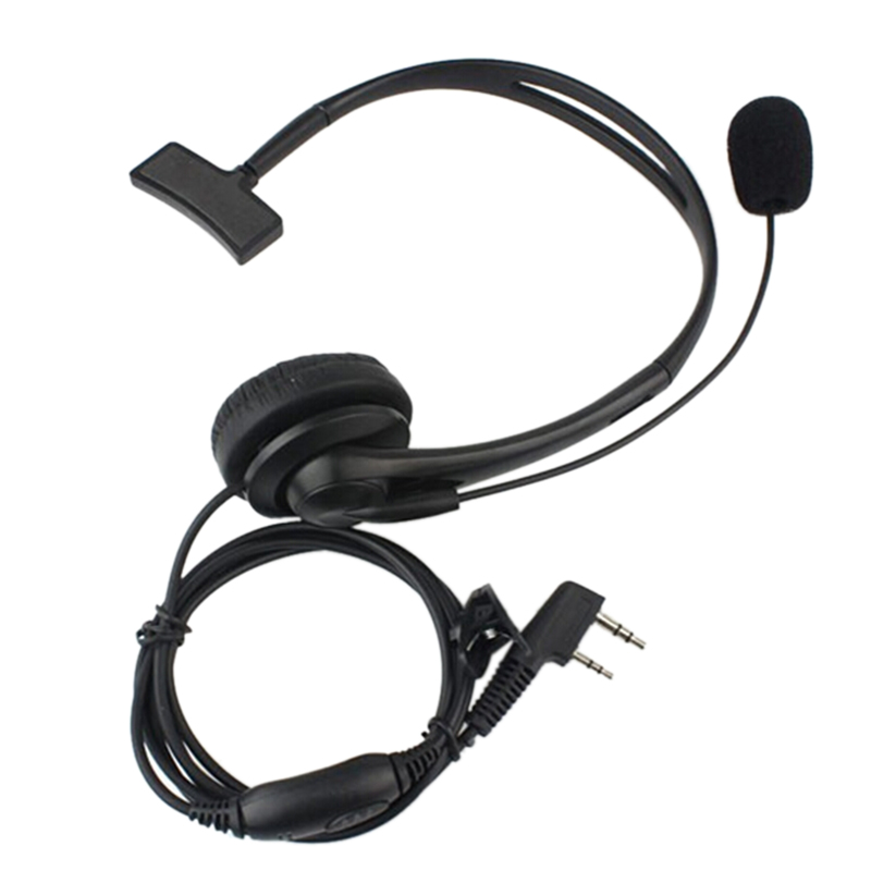 Vox Headset Headphone Earphone Headphone For Kenwood Baofeng Qansheng Radio Hot