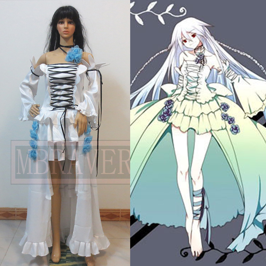 Custom Size Japanese Anime Pandora Hearts Abyss Cosplay Costume