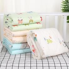 Детское одеяло для новорожденных, детская кроватка из хлопка с рисунком, Модное детское одеяло, моющееся постельное белье, BWZ011