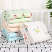 Bedding Quilt Printing Cotton Crib Washable BWZ011 Newborn-Baby Cartoon Children Fashion
