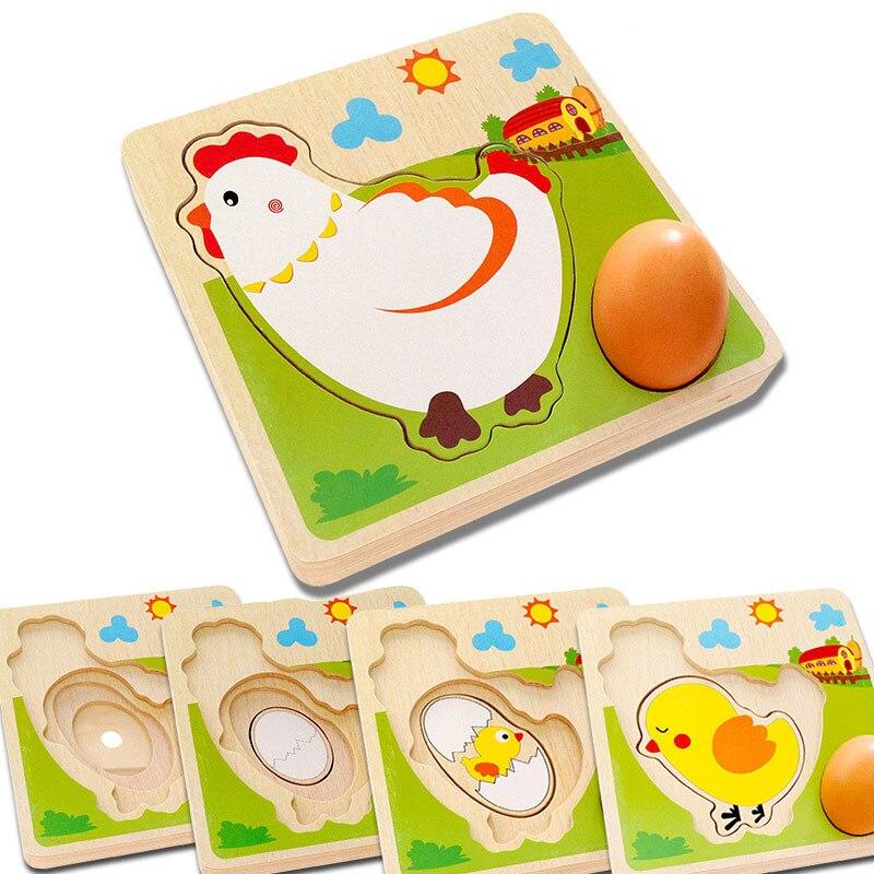 Многослойная курица Курица растет - Игры и головоломки