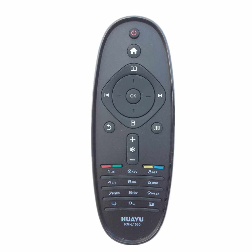 3a532509e RM-L1030 CRP606/01 Remote Control For Philips LED TV 32PFL3705H/12 RC2813802