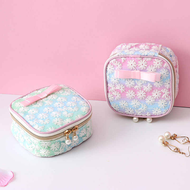 Милые женские гигиенические прокладки для девочек, сумка-Органайзер, менструальная чаша, кошелек для монет, косметичка для макияжа, инструмент для макияжа