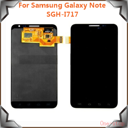 2017 Original Samsung Galaxy Note 1 N7000 Front Glass Note 1 ...