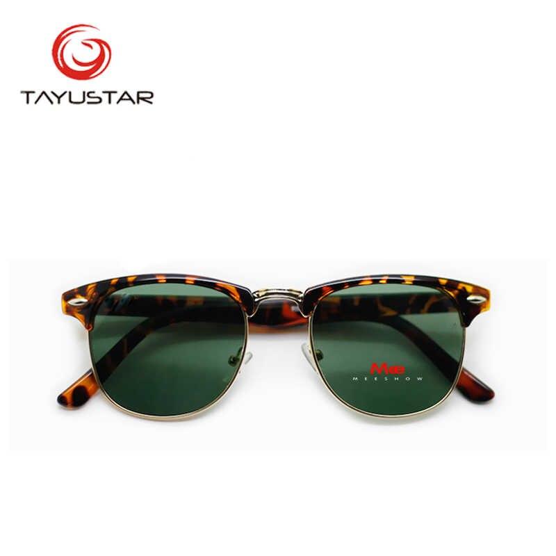 ブランド老眼鏡ガラスは男性の女性 Sunreader G15 レンズファッションステンレス鋼人間サンドバッグメガネ