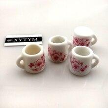 50 шт./лот чашки Форма Керамика Подвеска для DIY