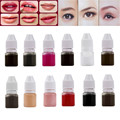 1PC Permanent Makeup Tattoo Ink Pigment For 3D Tattooed Eyebrow Lip Make Up Gift For Beauty D26 Pigmento