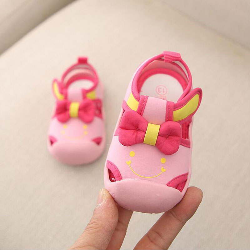 Children Shoes Toddler Children's Functional Anti-kick Sandals  Fashion Baby Shoes Boys And Girls Beach Shoes