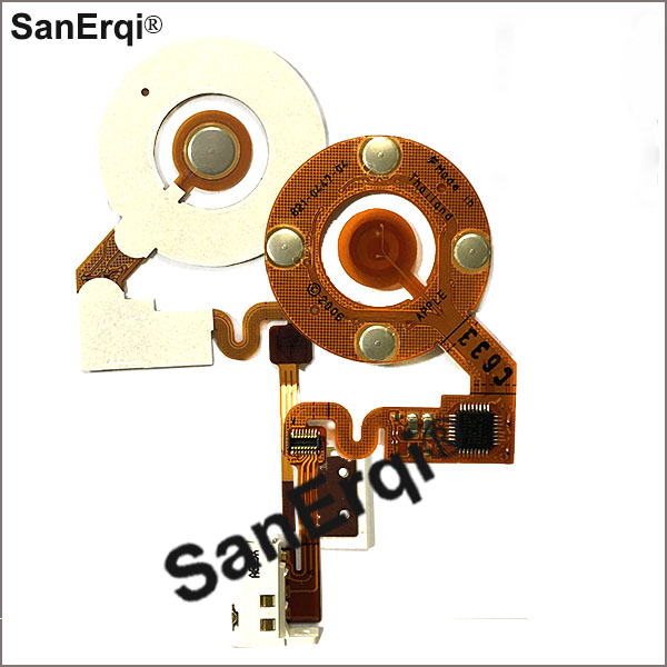 For ipod nano 2 2th Audio Flex Cable replacement mobile phone parts free shipping new arrival