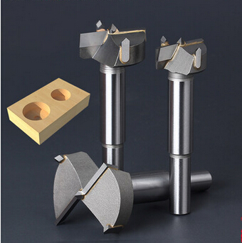 цена на 28/30/32/35/38/40/42/45/48/50 mm cemented carbide Wood Drills Wood Boring Hole Saw Cutter Tool