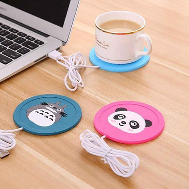 Новое поступление 5 в USB силиконовые тепла Теплее Нагреватель молоко чай кофе кружка горячая для напитков чашки