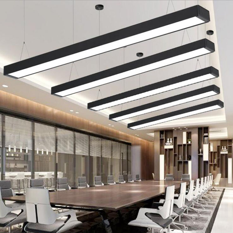 Office Building Strip Ceiling Light Led