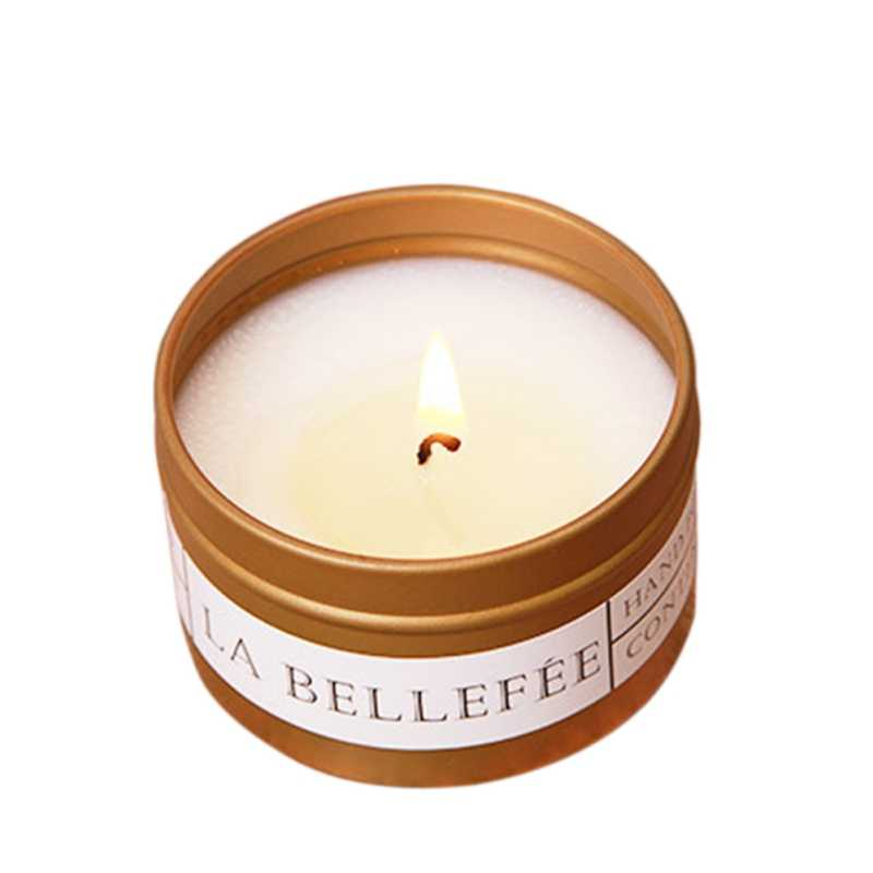 Aromatherapy Candle Natural Soy Wax Imported Essential Oil Plant Wax Smokeless For Bedroom Candles Holders